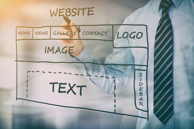 MVP Website Design